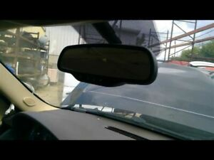 Rear View Mirror With Automatic High Beam Opt TQ5 Fits 10-14 ESCALADE 557825