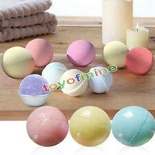 Shower Essential Oil 40g Bath Salt Bombs Balls Body Scrub Whitening Moisture