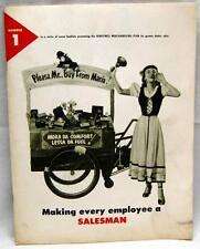 Honeywell Regulator Company Employee Sales Brochure Guide 1952 Vintage