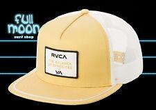 New RVCA Billboard Mens Snapback Trucker Cap Hat