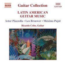 Ricardo Cobo - Latin American Guitar Music [New CD]