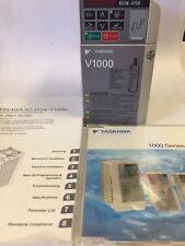 YASKAWA 1/4HP INVERTER DRIVE CIMR-VU2A0006BAA NEW IN BOX V1000
