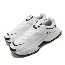 Reebok serie DMX 3000 Blanco Negro Hombre Unisex Correr Zapatos Casuales FV2328