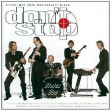 STATUS QUO - DON'T STOP (FEAT.THE BEACH BOYS) CD 19 TRACKS CLASSIC ROCK/POP NEW!