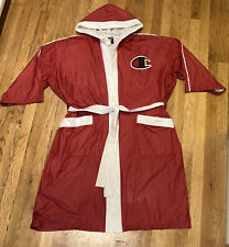 Champion Boxing Boxer Authentic Ringside Robe X Large Xl Red White Halloween Nwt