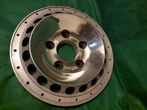 "15"" compomotive split rim TH500 single centre alloy wheel th line 5x120 .6"
