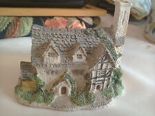 Vintage Church House Ornament Collectable