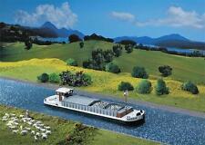 Faller 131005 HO Motor Barge # NEW original packaging ##