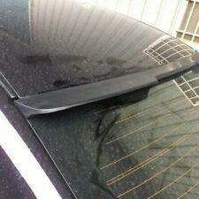 Flat Black 889 HRW Type Roof Spoiler Sport Wing For 2002~05 SAAB 93 9-3 Sedan