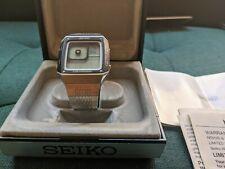 Seiko G757-4010 James Bond Octopussy Quartz LCD Watch
