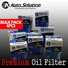 Oil Filter Z661 Fits VW POLO SKODA OCTAVIA 1Z SERIES SEAT CORDOBA TOLEDO 4PCS