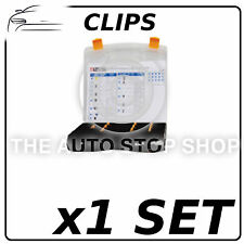 Panel sujetadores & Trim Clips Opel adam-corsa B parte 91 1 Set De 312 Piezas