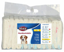 TRIXIE 12 Windeln für Hündinnen 38-56 cm L Inkontinenz OP Reise Hundewindel