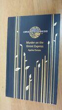Ltd Ed VENICE SIMPLON Murder on the Orient Express- Christie, Agatha