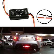 GS-100A Flash Strobe Controller Flasher Module Brake Stop Tail Light For LED Box