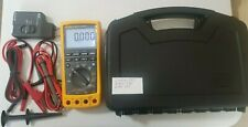 LIGHTLY USED FLUKE 789 PROCESS METER  W/ LEADS + MORE! 239609, 239610