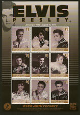 ELVIS PRESLEY: 2002 Grenada Carriacou miniature sheet SG MS 3575unmounted mint