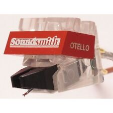 Soundsmith Otello Acrylic Hand-built Hi-output phono Cartridge AUTHORIZED-DEALER