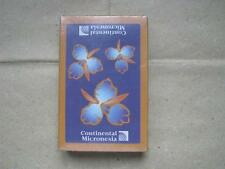 CONTINENTAL MICRONESIA airlines playing cards