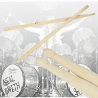 5A Maple Wood Pack of 1 Pair Drum Stick Drum Sticks Drumsticks