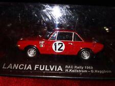 LANCIA FULVIA RAC RALLY 1969 K.KALLSTROM - G.HAGGBOM DIECAST MODEL RALLY CAR