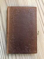 John Milton: Paradise Lost - Embossed Miniature , Tilt & Bogus Pre 1843