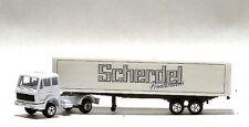 Scherdel Privatbrauerei - Biertruck-Nr.: 3 - MB NG 80 SZ  (OVP) NEU