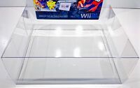 1 Clear Console Box Protector For Most Wii U Console Boxes    Read!  Nintendo