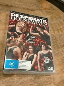 Desperate Housewives - Season 2 - Extra Juicy Edition, NEW SEALED DVD FREE POST