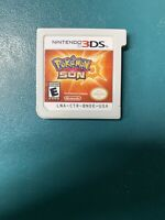 Pokemon Sun (Nintendo 3DS, 2016) Cart Only, Authentic & Tested