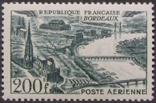 "FRANCE #C24-25: Pair of MH ""Plane Over Bordeaux/Lyon"" Air Mail issues"