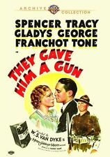 THEY GAVE HIM A GUN (1937 Spencer Tracy)  Region Free DVD - Sealed