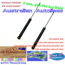 2 New Toyota NCP Echo NCP10 12 13 Non Sportivo Rear Shock Absorbers 10/99-10/05