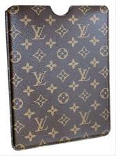 Authentic Louis Vuitton Monogram Hard Case For Apple Ipad Air 2 M61258