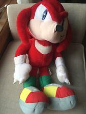 Sonic The Hedgehog Plush Stuffed Toy Network