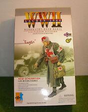 DRAGON 1/6 SCALE WW II GERMAN EUGEN - WEHRMACHT HEER MEDIC 116 PANZER DIVISION