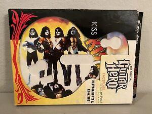 Guitar Hero KISS Love Gun Faceplate for Les Paul PS3 XBOX 360, BRAND NEW