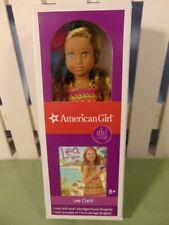 """13L American Girl Lea/'s Adventure 6/"""" Mini Doll New in Box."""