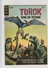 Turok Son of Stone  #49  F  1966  Gold Key comic