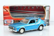AMC GREMLIN X 1:64 (7 cm) Model Toy Car Diecast Cars Miniature Blue