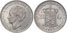 Niederlanden 2 ½ Gulden 1938 - Wilhelmina