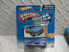 Hot Wheels Color Shifters Metallics Purple '69 Chevelle