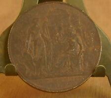 Médaille Centenaire de 1789 signé A Borrel Medal 勋章 Régie des Monnaies