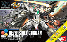 Gundam Build Fighters HGBF #063 Reversible Gundam 1/144 Model Kit USA IN STOCK