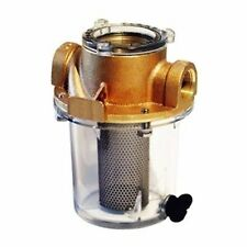"Groco ARG Series Raw Water Strainers Pipe 2"" Bronze Casting Marine ARG-2000-S MD"