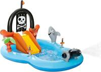 Intex Pirate Play Centre Kids Children Toddlers Inflatable Paddling Pool