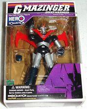 "GREAT MAZINGER ROBOT 6"" DIECAST wACSSRS LAST1! HERO C SHOGUN WARRIOR MIB MAZINGA"