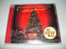 MANNHEIM STEAMROLLER - Christmas Extraordinaire (CD, 2005) Brand New