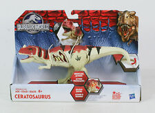 Jurassic World Ceratosaurus  MIB Hasbro