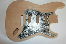 Strat Body Korpus Swamp Ash Sumpfesche Gitarrenbau Stratocaster 1,778 Kg